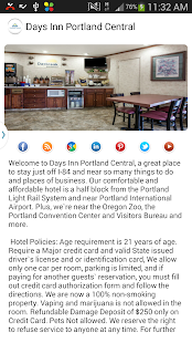 Days Inn Portland Central- screenshot thumbnail
