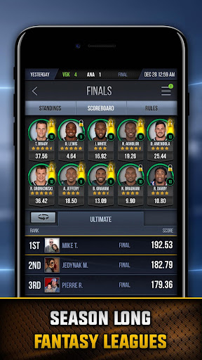 HypSports: Live Sports Game Shows  screenshots 4