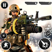 Frontline Fury Grand Shooter V2- Free FPS Game