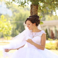 Wedding photographer Alena Nesterova (dyageleva). Photo of 16.11.2018