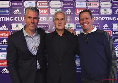 """Anderlecht doit éviter un """"cas Sa Pinto"""" avec Fred Rutten"""