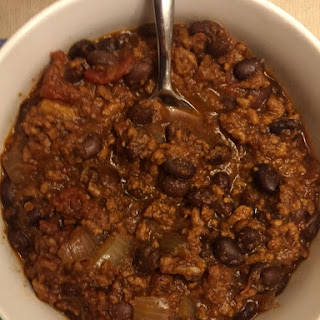 Best Easy Slow Cooker Beef Chili.