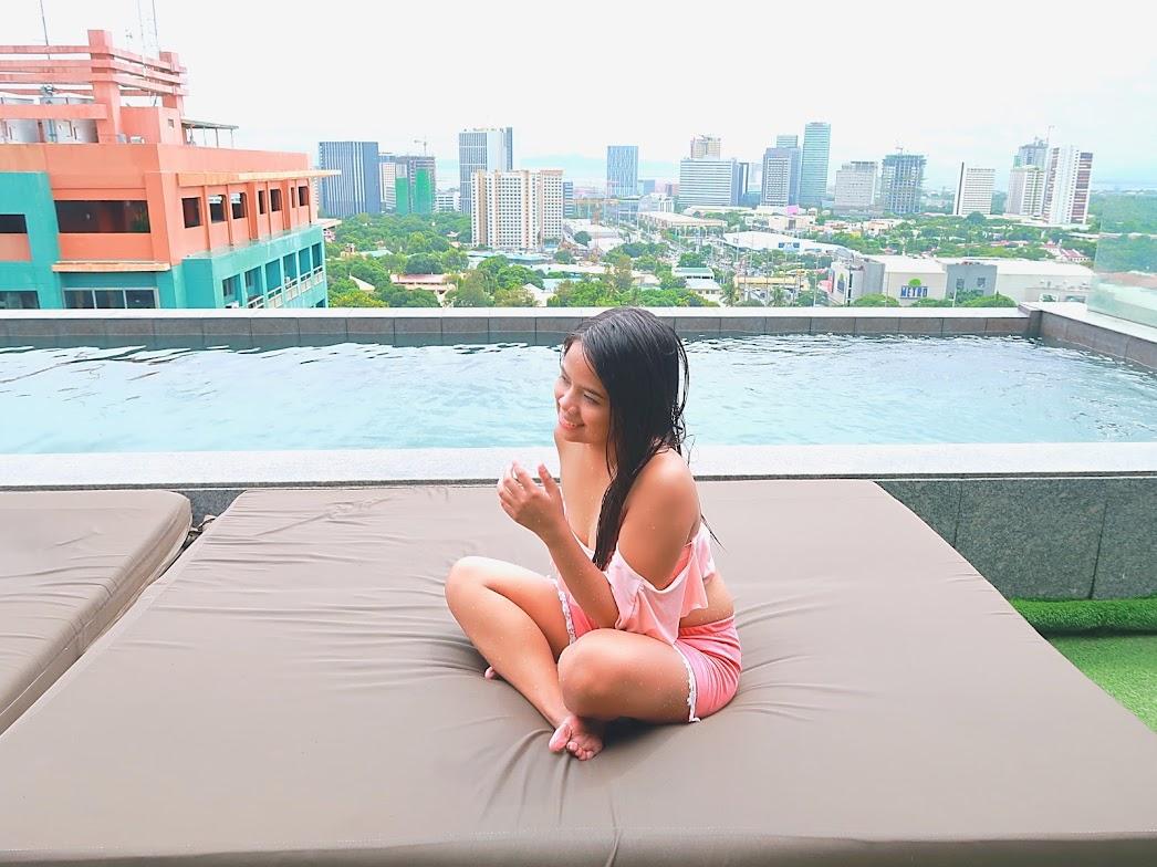 Azumi Boutique Hotel Alabang Muntinlupa Review Rizanoia