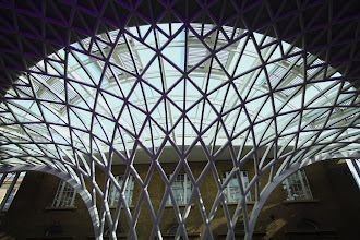 Photo: New Kings Cross Station
