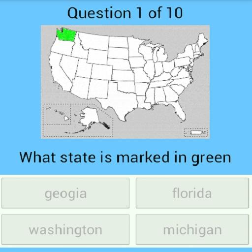 Learn the States of America file APK for Gaming PC/PS3/PS4 Smart TV