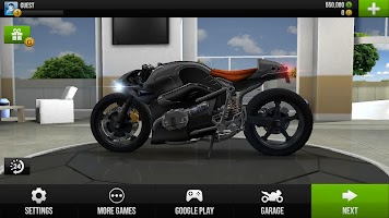 Motorcycle Traffic Rider - Racing of Motor Bike