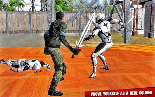 Army Training camp Game screenshot 01