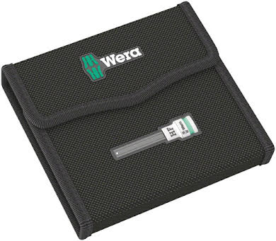 "Wera 8740 B HF 1 Zyklop Bit Socket Set with Holding Function - 3/8"" drive, 7 pieces alternate image 0"