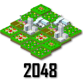 Isometric City 2048
