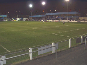 Photo: 28/01/05 v Connahs Quay Nomads (Welsh Premier League) - contributed by Mike Latham