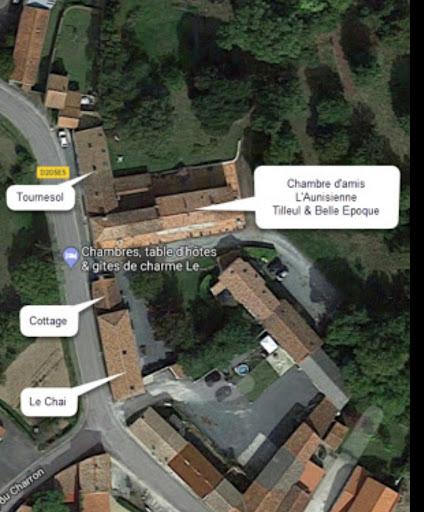 Plano general de la propiedad