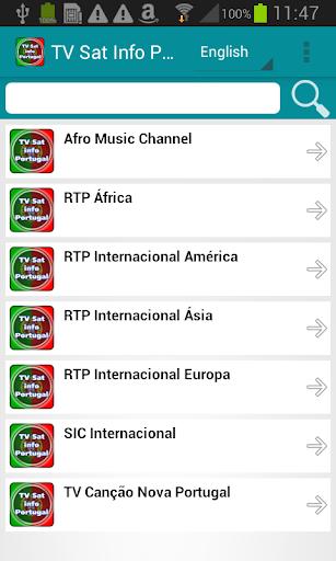 TV Sat Info Portugal