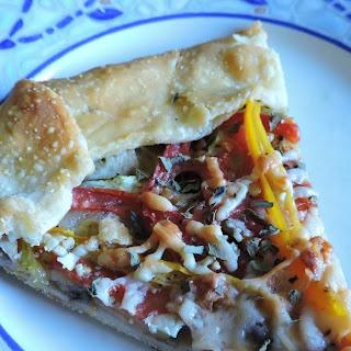 Rustic Vegetable Tart Recipe