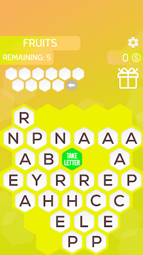Chosen Word - Word Puzzle Game 1.0 screenshots 7