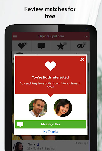 FilipinoCupid - Filipino Dating App 2.1.6.1559 screenshots 7
