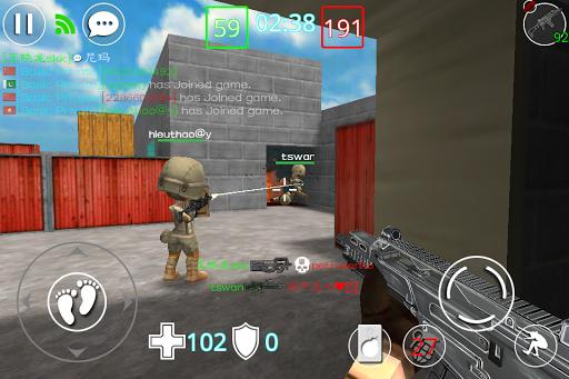 Critical Strikers Online FPS 1.8.8.b screenshots 3