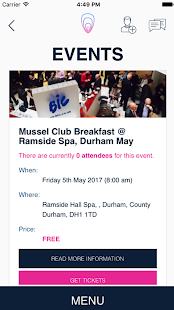 The Mussel Club- screenshot thumbnail