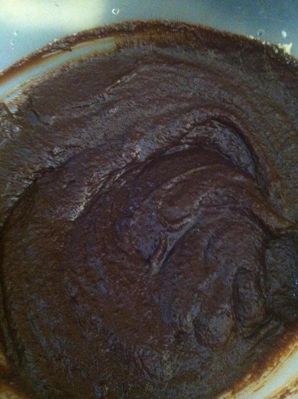 Chocolate with sugar added