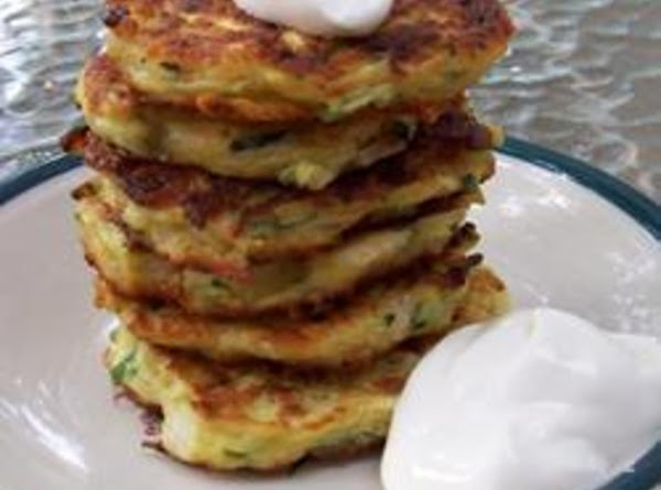 Versatile Zucchini Patties Recipe