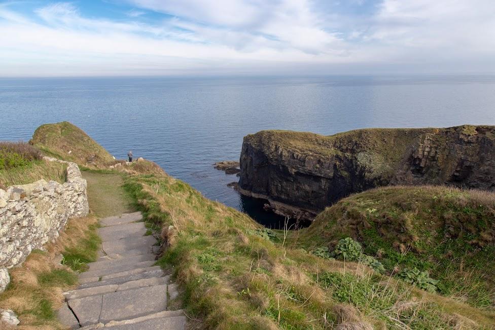 Whaligoe Steps, Szkocja