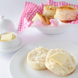 Basic Scones (a.k.a. Basic Biscuits)