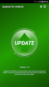 Updater for Android 1