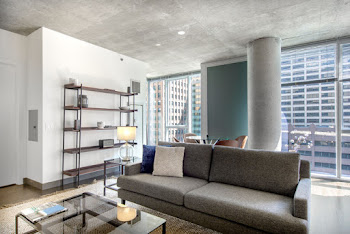 W. Lake Street #1705 Serviced Apartment, The Loop