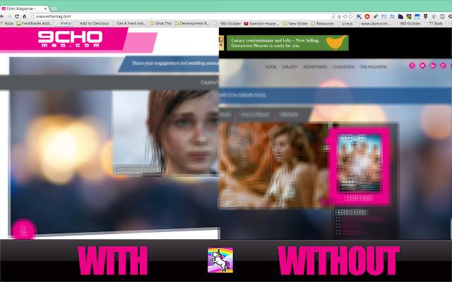 Echo Mag Banner Block
