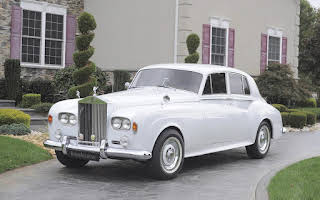 Rolls-Royce Silver Cloud III Rent New Jersey