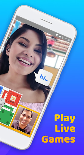 Hello Play- New People, Ludo & Carrom, Live Video 21.10 screenshots 2
