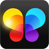 Photo Editor, Filters for Pictures - Lumii Icon