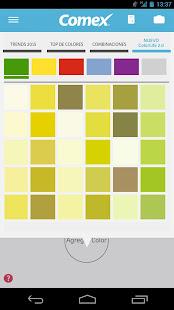 Decorador comex apps en google play for Catalogo pinturas interior