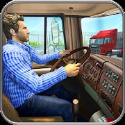 Highway Traffic Truck Racer: Öl Truck Spiele