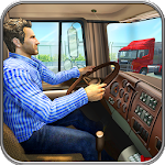 Highway Traffic Truck Racer: Oil Truck Games Icon