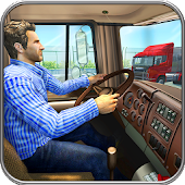 Highway Traffic Truck Racer: Oil Truck Games