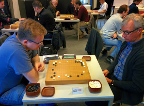 Photo: Main Tournament, rounds 3 and 4