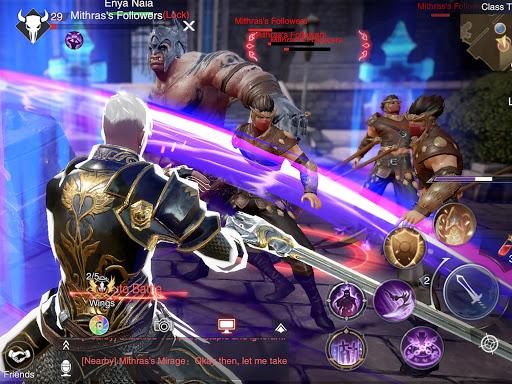 Forsaken World: Gods and Demons 1.0.0 screenshots 15