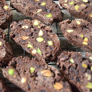 Pistachio Chocolate Chip Biscotti Recipes