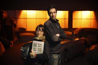 Photo: Jour 1 - Int/nuit pour un test en basse lumière dans un garage sombre