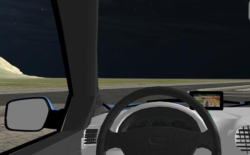 ВАЗ Гранта Реальные гонки 3D