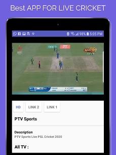 PSL Live Cricket Apk | GEO Sports Live, PTV Sports Live 7
