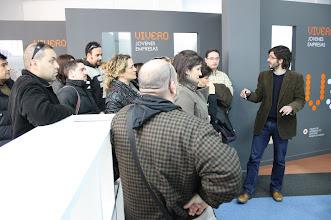 Photo: De guía turístico en el Centro de Referencia TIC con un grupo q nos visitó de Caravaca :) #crticnrm