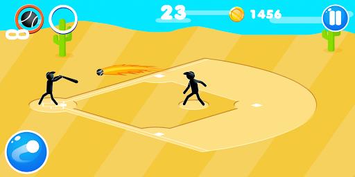 Stickman Baseball  screenshots 6