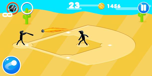 Stickman Baseball 6