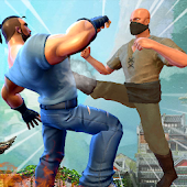 Karate Street Warrior Android APK Download Free By STJ Games