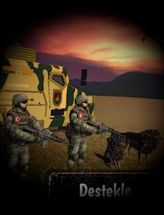 Türk Askeri Operasyonu – 2020 Asker Oyunu 4