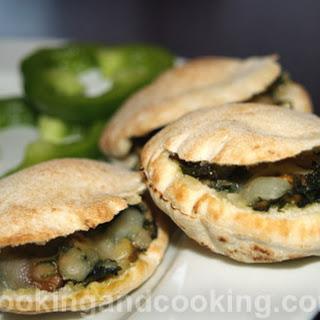 Mini Vegetable Sandwich Recipes.