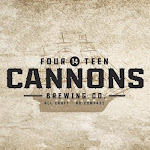 Logo for 14 Cannons