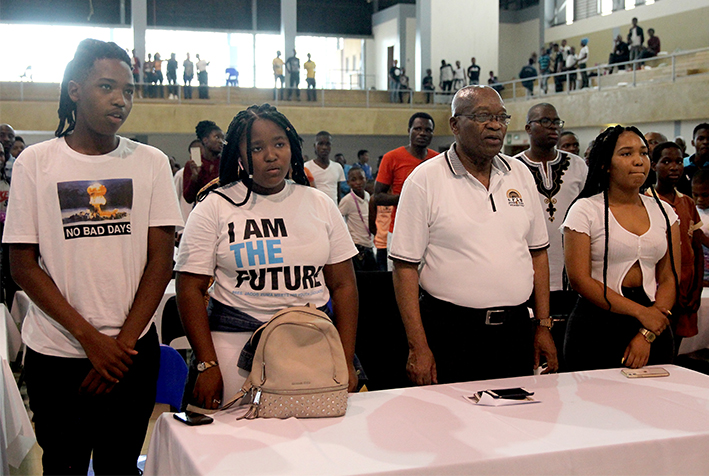 IN PICTURES | Jacob Zuma checks his mates at annual chess tournament - TimesLIVE