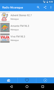 Radio Nicaragua Free Online - Fm stations - náhled